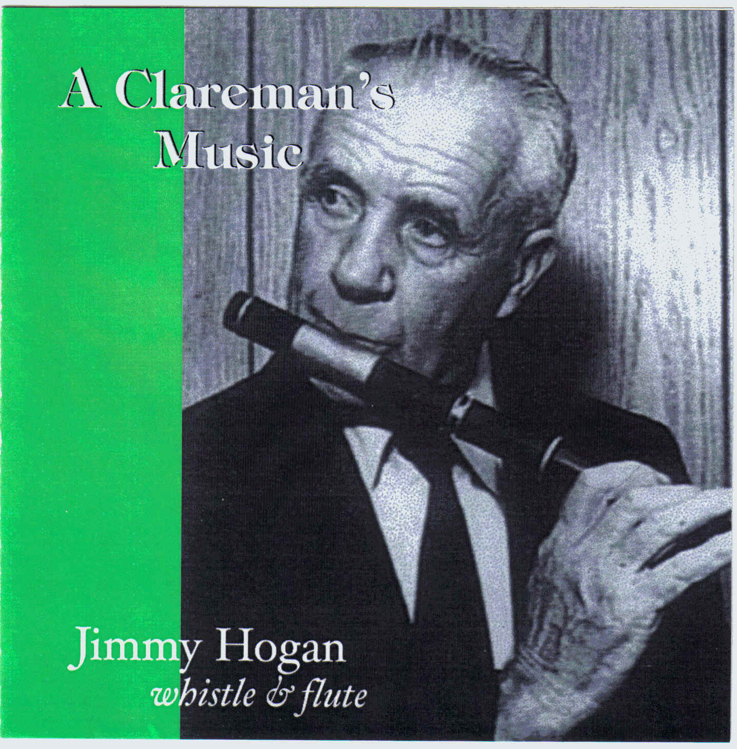 Jimmy Hogan CD cover