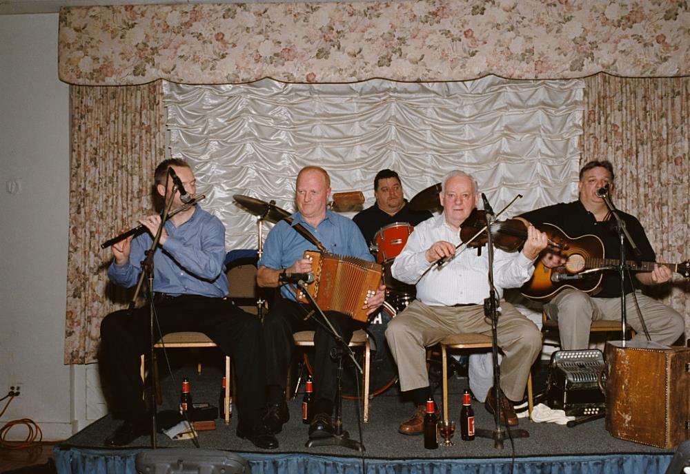 CCE Ceili Band Nov 30 200808