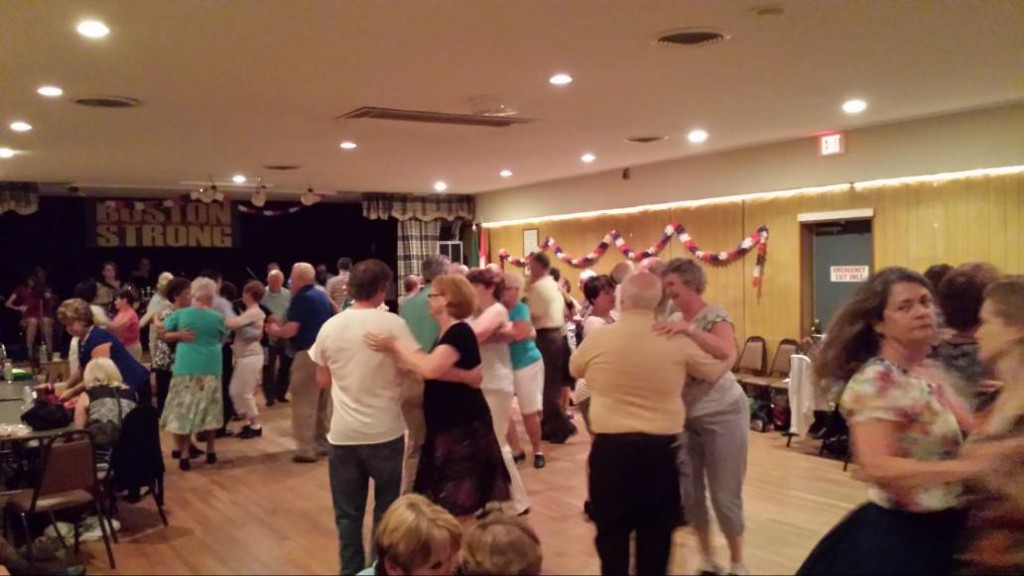 Canadian American Club Ceili with Pat Murphy
