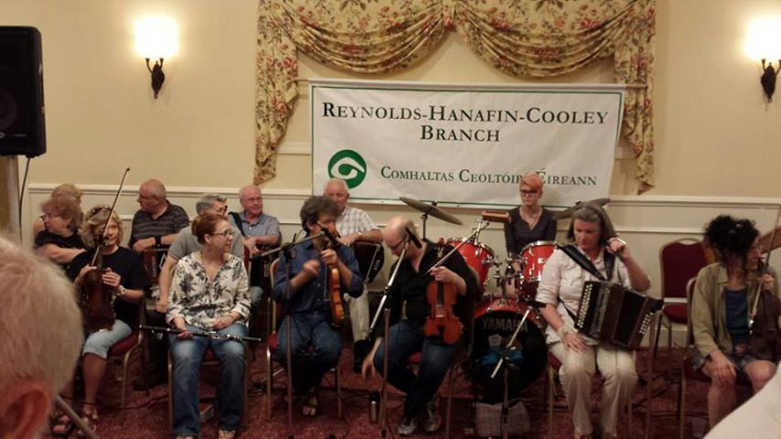 Ceili Larry Reynolds Memorial