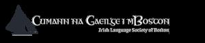Cumann na Gaelige i mBoston logo