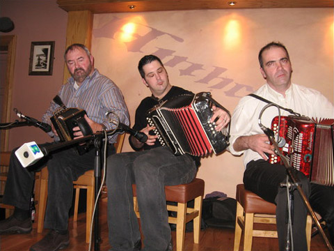 John Gannon, Colm Gannon and Sean Gannon Source: http://www.tradcentre.com/smithandgannon/johngannon.html