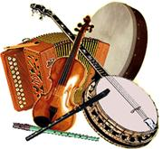 Irish Trad Music Instruments