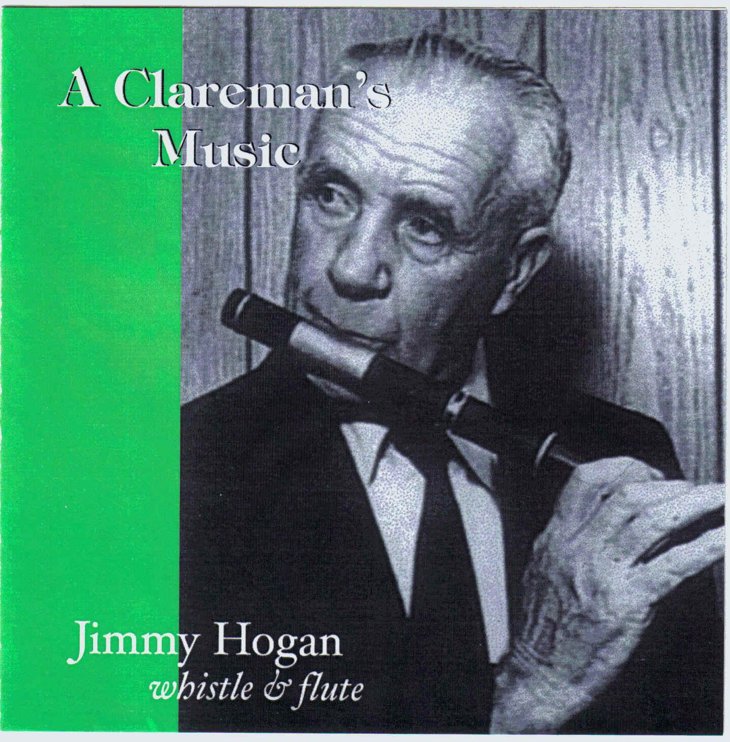 Jimmy Hogan CD cover