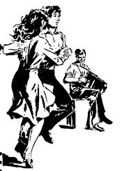 ceili dancers